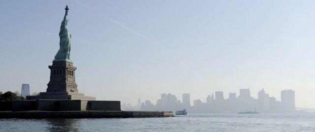 Freiheitsstatue, New York (keystone)