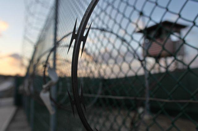 Sonnenaufgang über Guantranmo (keystone)