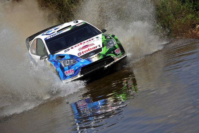 Matthew Wilson Rally D'Italia (keystone)