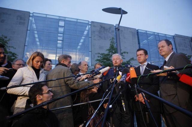 Opel Pressekonferenz (keystone)