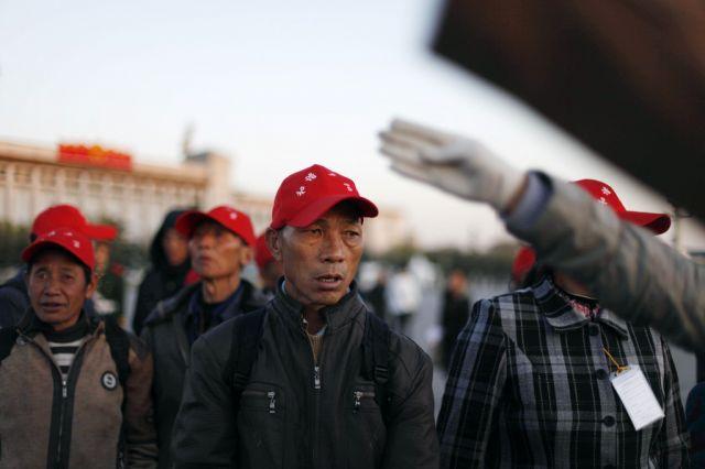 Tiananmen (keystone)