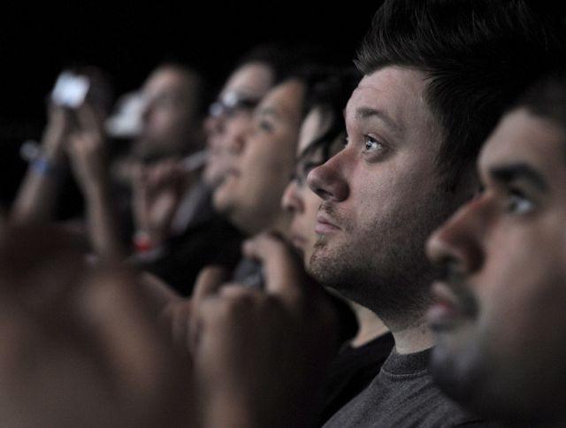 E3 Zuschauer (keystone)