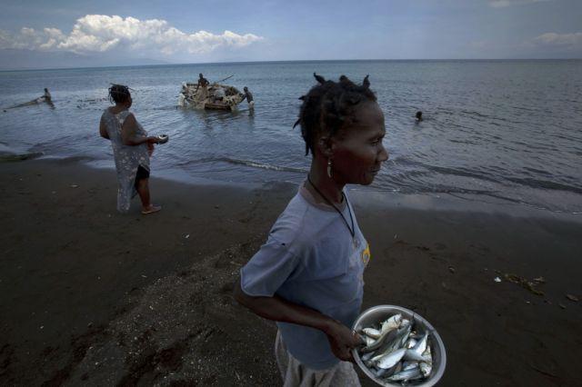 Haiti Fischer (keystone)