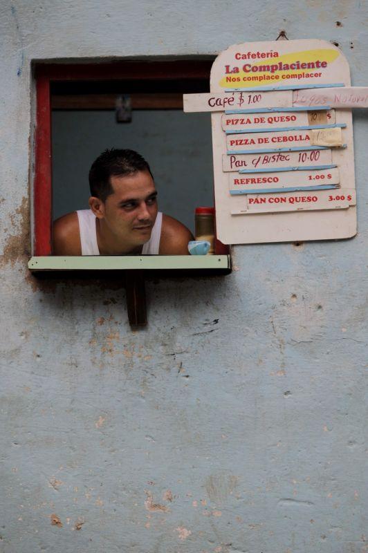 Cafe in Kuba (keystone )
