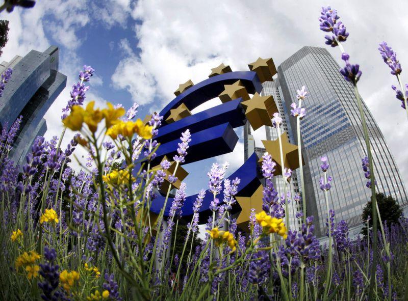 Euro Skulptur (keystone )