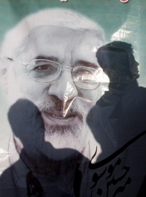 Mir Hossein Moussavi (keystone)