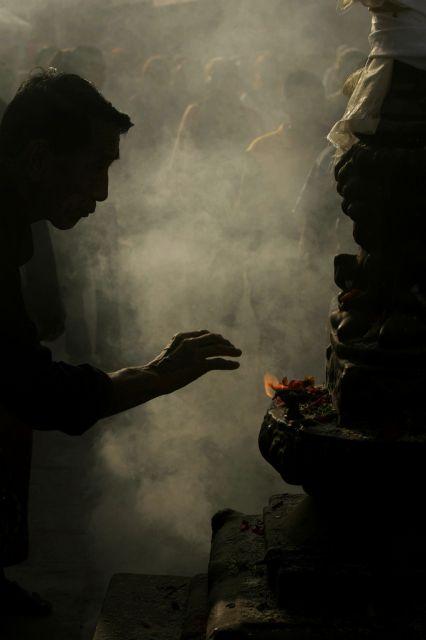 Tibetanische Exilanten (keystone)