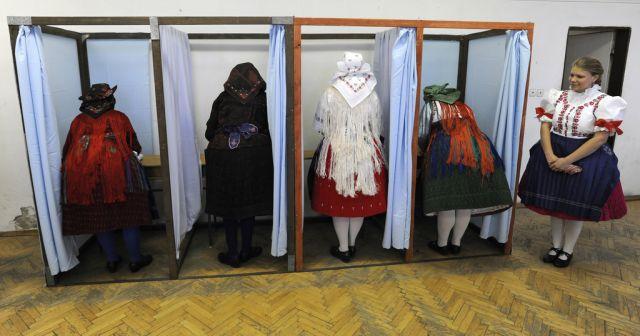 Wahlen in Ungarn (keystone)