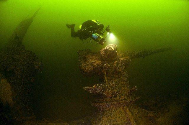 Sovjetisches U-Boot (keystone)