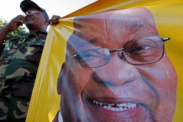 Südafrika Zuma (keystone)