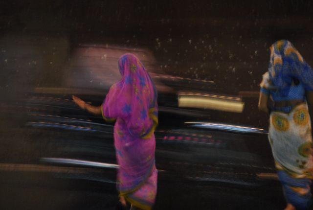 Hyderabad Regen (keystone)