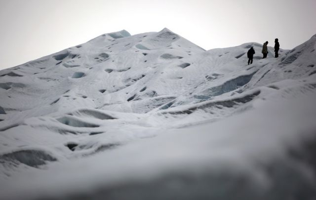 Perito Moreno Gletscher in Argentinien (keystone)