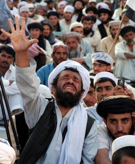 Pakistanische Fundamentalisten (keystone)