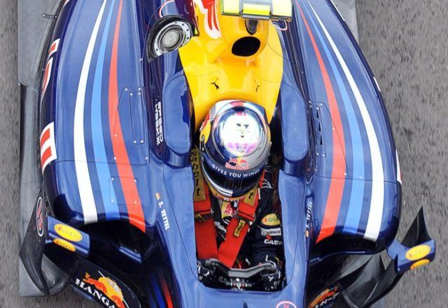 Sebastain Vettel (keystone)