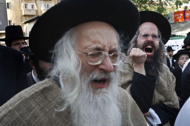 Orthodoxe Proteste (keystone)