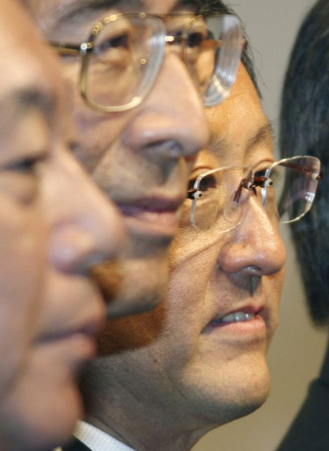 Toyota-Motor Corp Akio Toyoda (keystone)