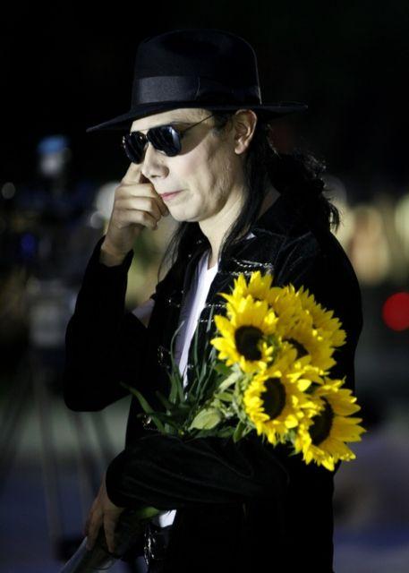 Michael Jackson Mexico (keystone)