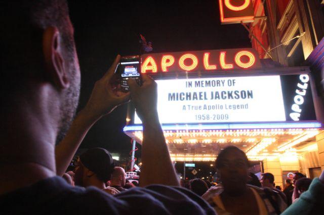 Trauern um Michael Jackson (keystone)