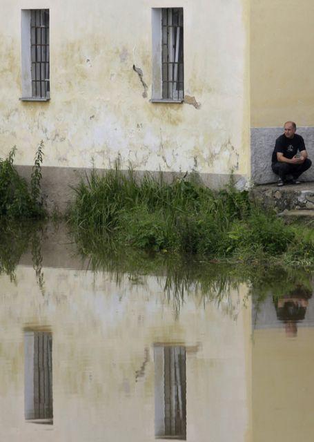 Überschwemmungen in Tschechien (keystone)