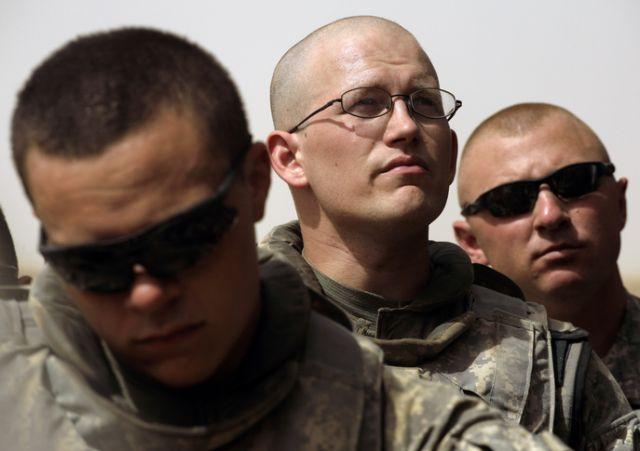 US-Soldaten (keystone)