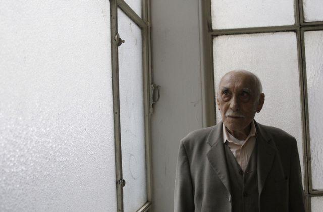 Roma-Holocaust-Überlebender (keystone)