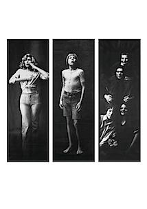 Camera Imago: Portraits, 1970er Jahre, Imago-Serie. Foto Susanna Kraus