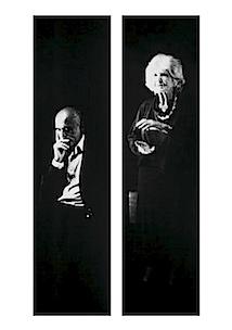 Camera Imago: Wiens Analytiker in der Black Box, 2006. Foto Susanna Kraus
