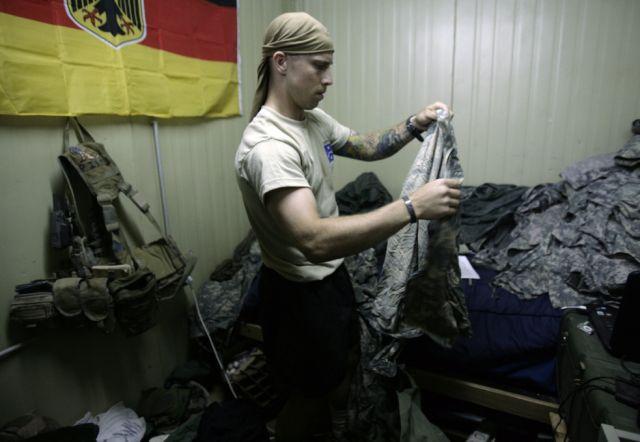 US-Army Specialist Duztin Watson (keystone)