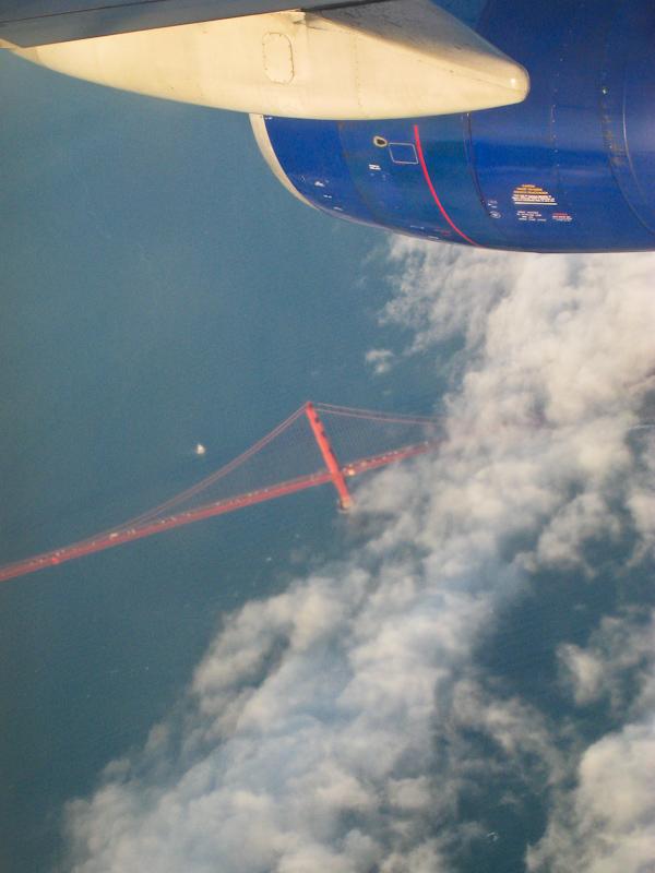 Fotografieren aus dem Flugzeug: Urlaubs-Luftaufnahmen