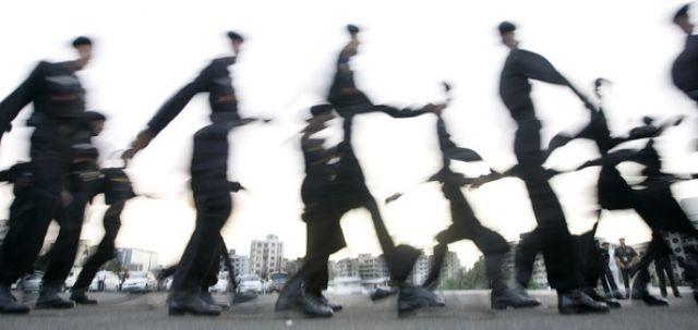 Nationale Sicherheitsgarde in Mumbai (keystone)
