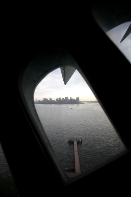 Blick auf Manhattan (keystone)