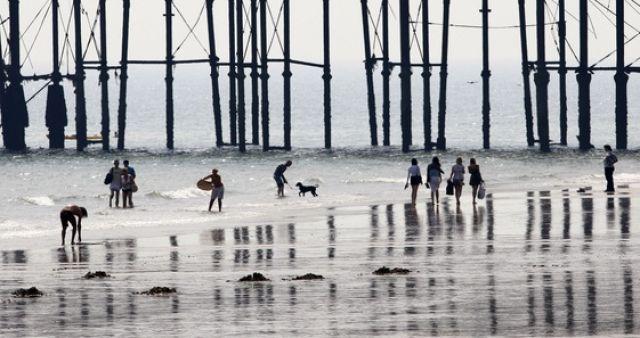 Hastings Beach (keystone)