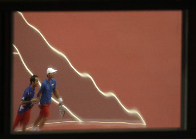 Davis Cup Teschechien (keystone)