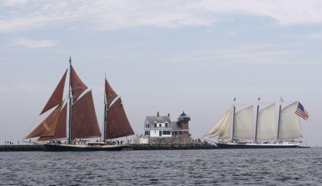 Windjammer-Parade (keystone)