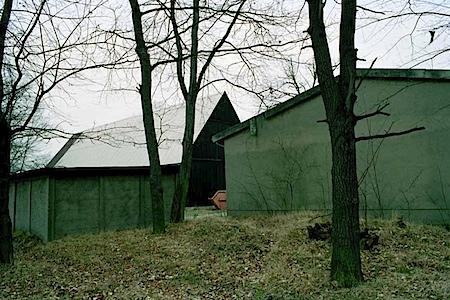 Aline Stephan – Über den Fluss / Przez Rzeke. Diplomarbeit Bauhaus-Universität WeimarWeimar, 2008