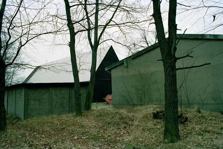 Bauhaus-Uni Weimar: Rückseite der Fotografie