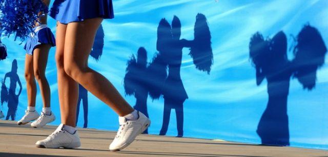 Cheerleader Schatten (keystone)