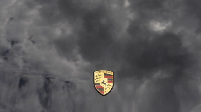 Porsche-Signet (keystone)