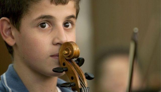 Violinist (keystone)