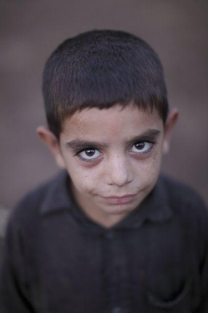 Junge in Islamabad (keystone)