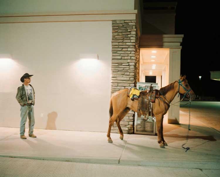 André Lützen: Payson, Arizona - aus der Serie Before Elvis there was nothing