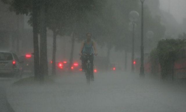 Regen in Deutschland(keystone)