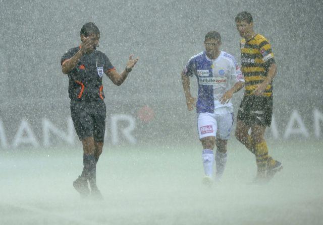 Regenmatch (keystone)