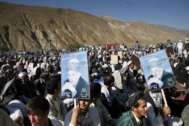Wahlen Afghanistan (keystone)
