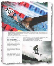 Faszination Sportfotografie: Themen wie Bildkomposition werden allzu knapp behandelt.