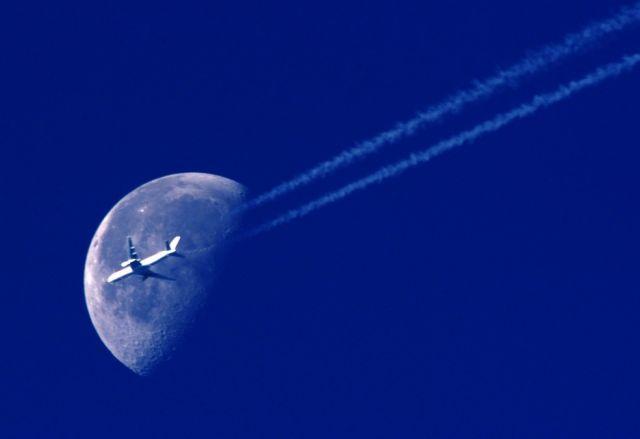 Flyby am Mond (keystone)