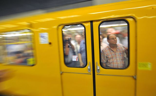 U-Bahn Berlin (keystone)