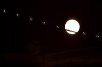 Zum Tempo des Mondes dieses Bild, das knapp 40 Sekunden nach dem vorherigen entstanden ist.