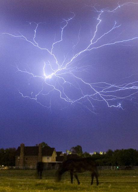Blitz in Mesa, Arizona (keystone)