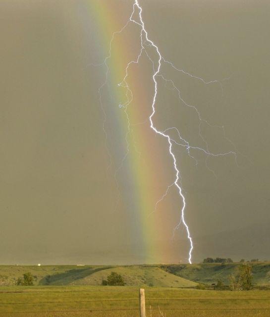 Regenbogenblitz (keystone)
